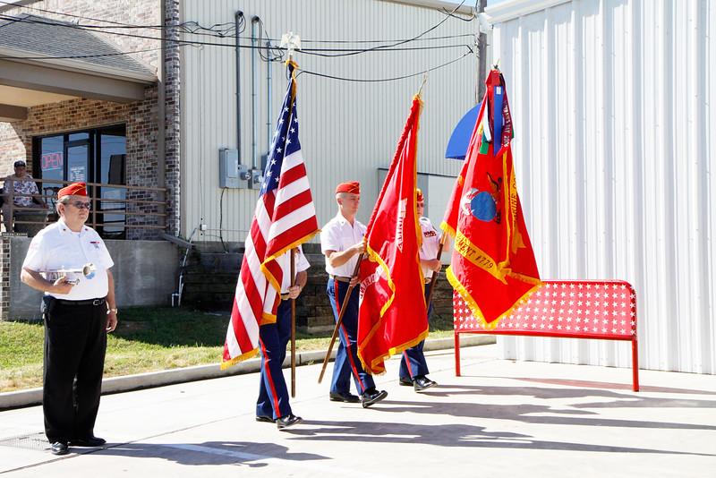 10May5 LSHF Flag Raising Ceremony Marine Corp League 004