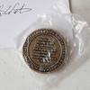 10Sep8 LSHF Challenge coin from George Patton Waters to John Brown 002