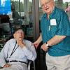 10Sep1 LSHF Bill Wilson, Dave Hughes