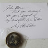 10Sep8 LSHF Challenge coin from George Patton Waters to John Brown 003