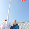 12Sep26 - Flag Raising in honor of WWII Dave Hughes 044