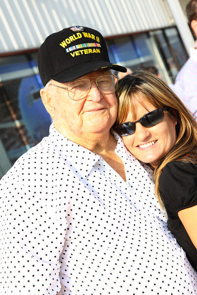12Sep26 - Flag Raising in honor of WWII Dave Hughes 055