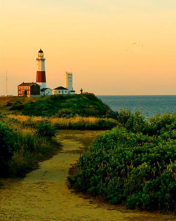 Montauk Point Light