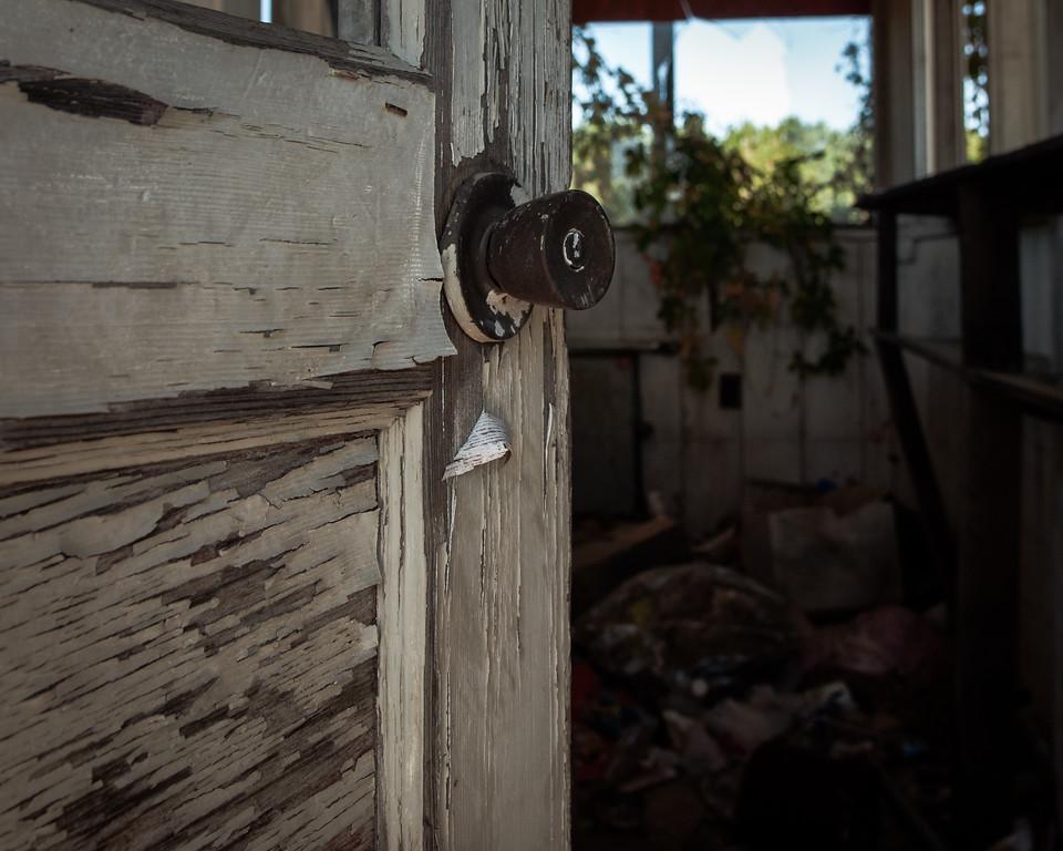    Behind Door #1   