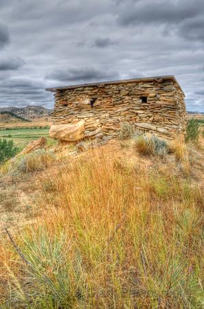 Fort Howe, Montana