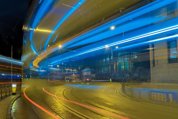 Tram Lights