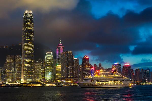 Hong Kong Cruise