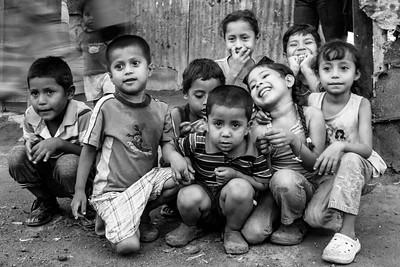 Chicos en mi Barrio- The Kids in My Barrio