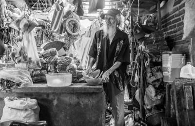 The vendor in Chaos