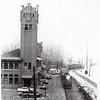 Milwaukee Station winter 1976, Missoula,Montana