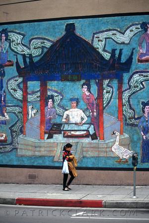 L.A., Chinatown