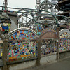 Watts Towers Wall