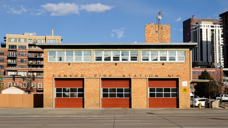 Denver Fire Station No. 6