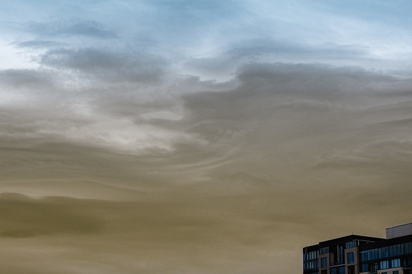 Clouds over LoDo