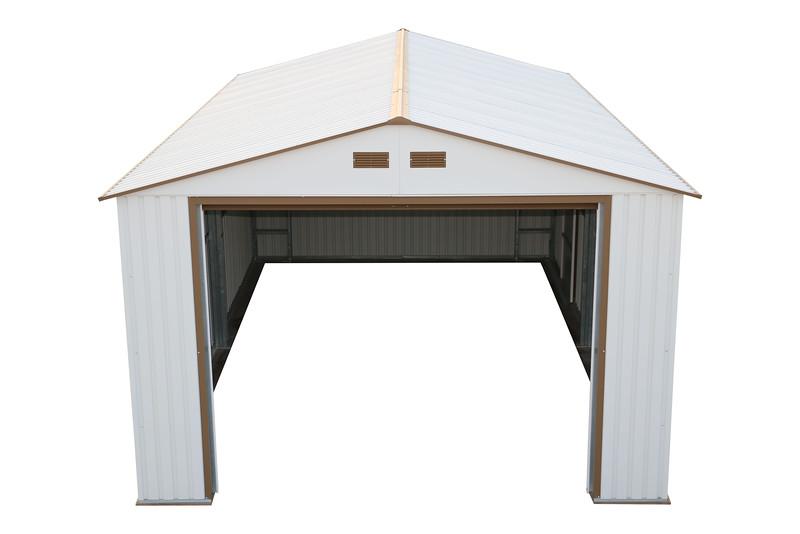 Imperial Garage White