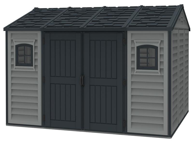 10x8 Apex grey