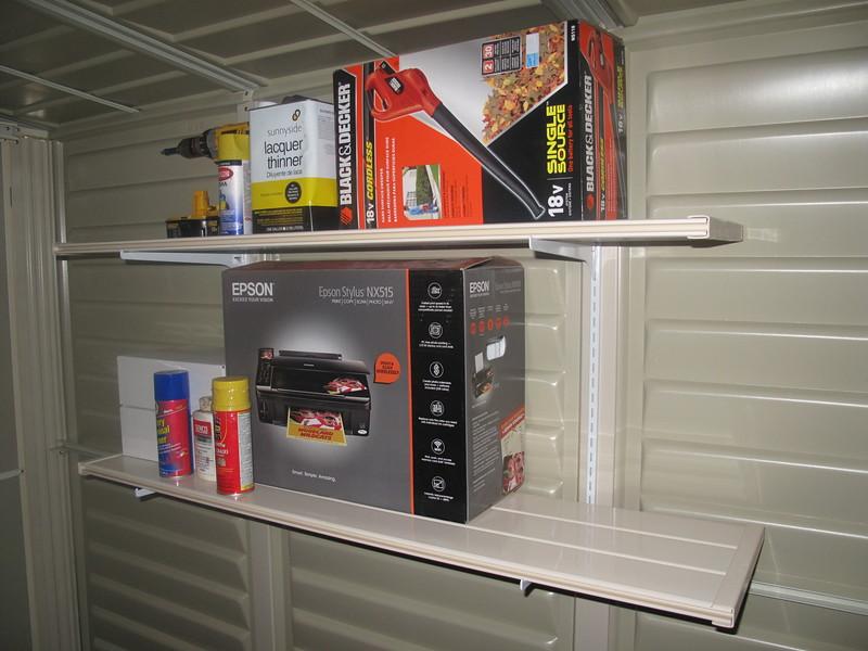 """12""""x50"""" Shelf Kit"""