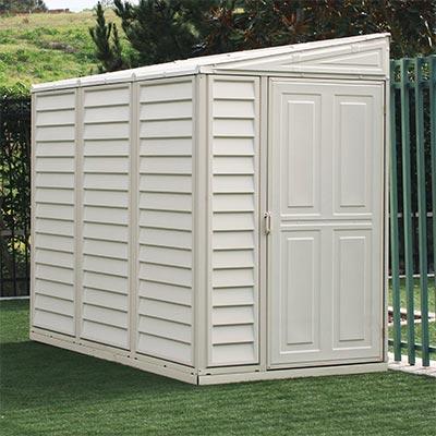 4x8 Sidemate along fence