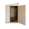 4'x8' Sidemate door open on white background