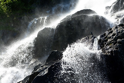 Cairn in Falls