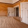 Yellow Room- Kolmanskop, Namibia