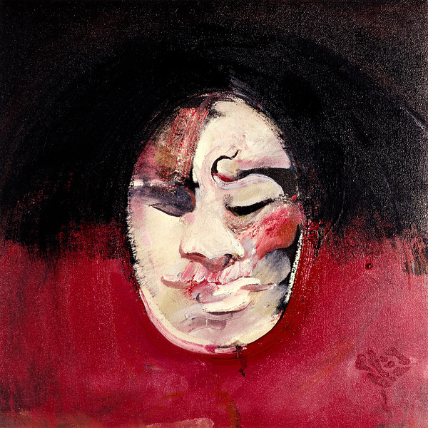 Noh Mask #1 (1994)