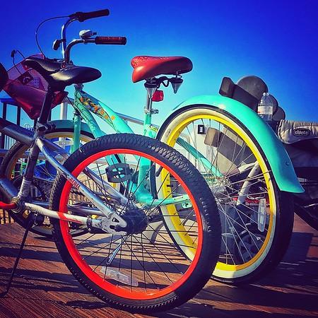 Bike Salad