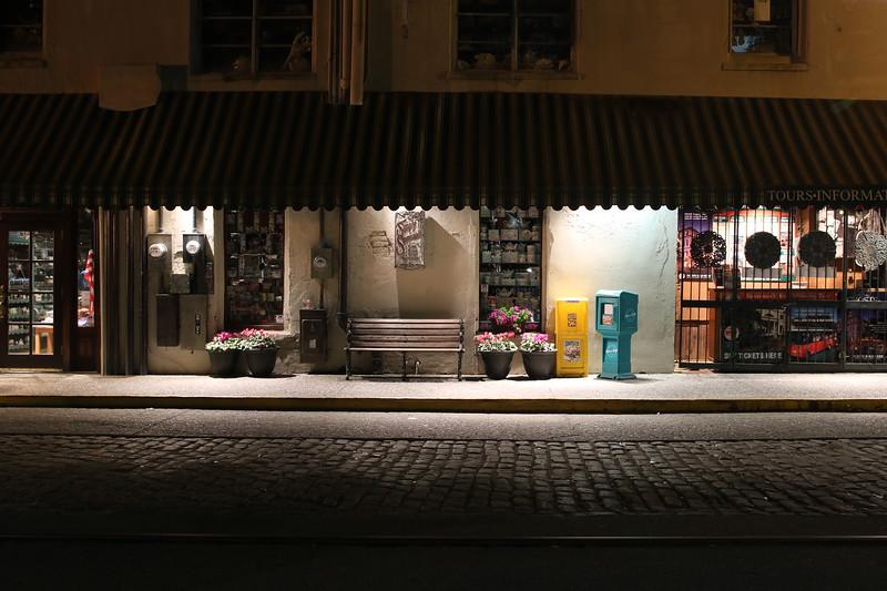 Savannah - Riverfront Street