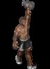 Single Arm Overhead Carry