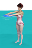 Shoulder Extension in Pool (start)