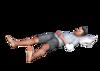 Supine Hip abduction
