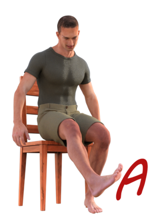 Ankle Foot Alphabet
