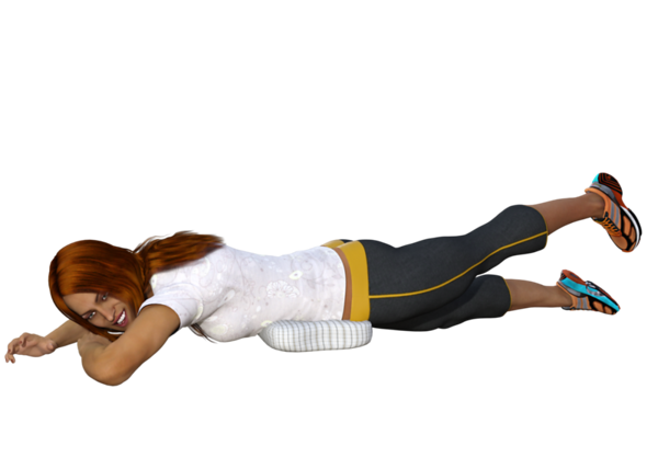 Hip Extension in Prone