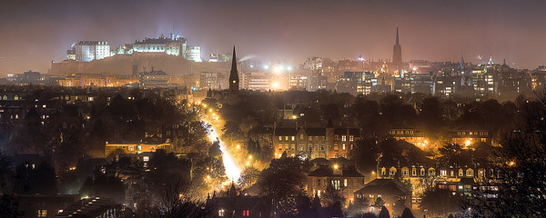 Smokey Edinburgh