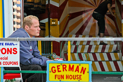 German Fun House, Not So Much
