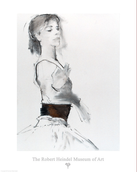 Darcey Bussell in Rehearsal