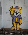 Number 1 Tiger