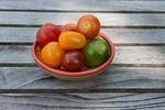 Bowl of Tiny Tomatoes 1