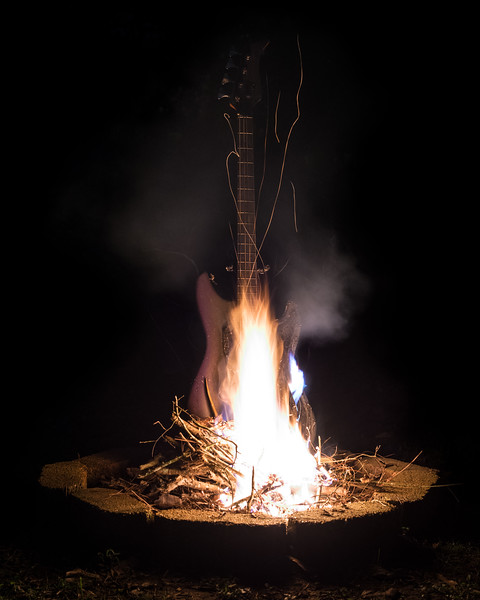 Foure Strings of Fire, No 1