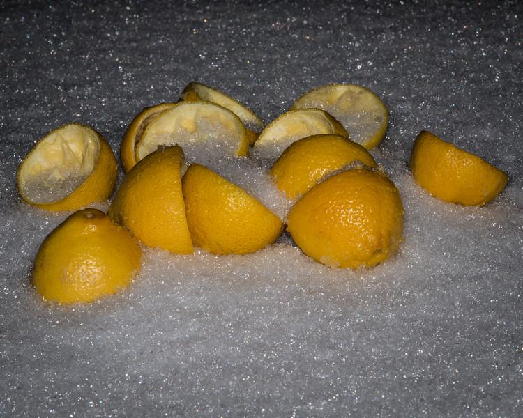 Lemons in Sleet