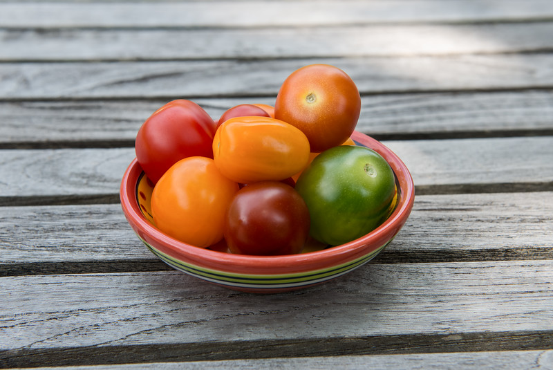 Bowl of Tiny Tomatoes 2