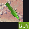 Green arrow points to buy