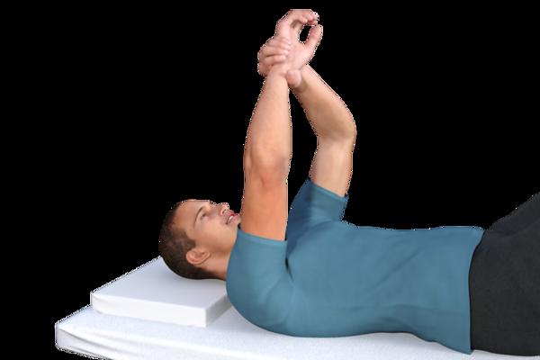 Shoulder Forward Reach, End position