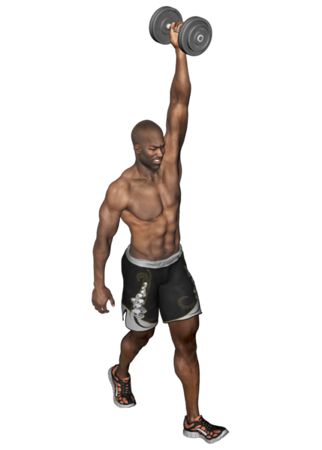 Single Arm Overhead Carry