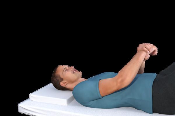 Shoulder Overhead Reach, Start Position