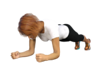 Front Plank on Elbows