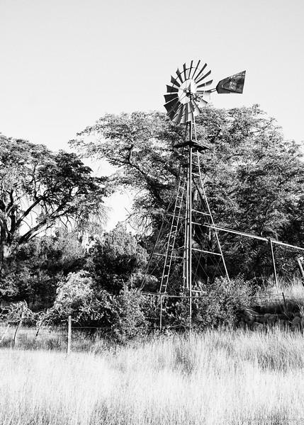 Faraway Ranch Windmill