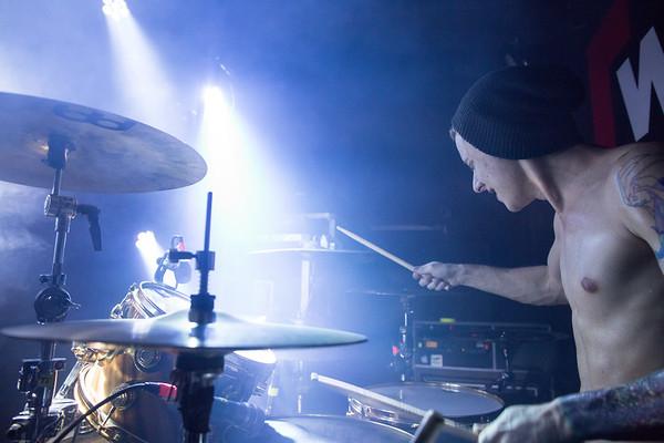 Luke Holland Playing Cinema in Buffalo, NY