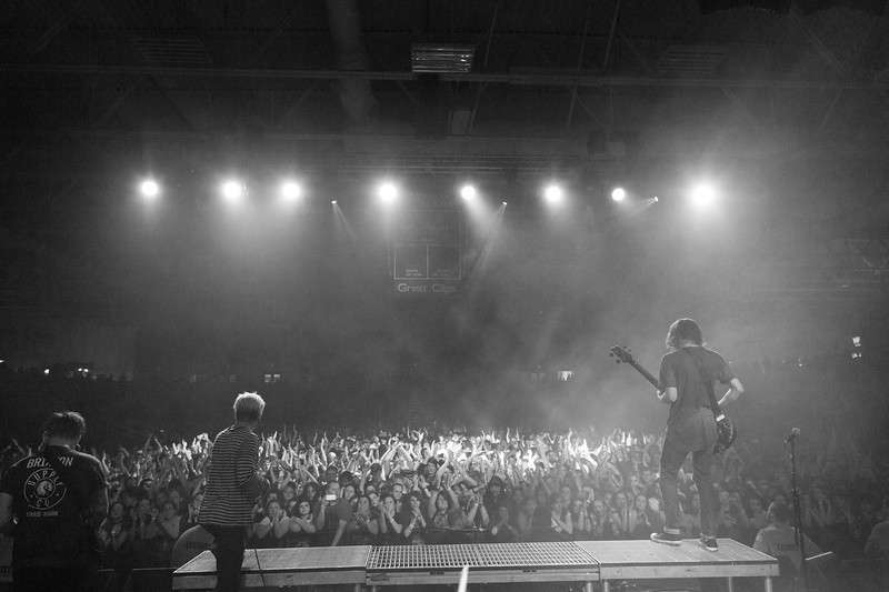 The Word Alive at Fun Time Mega Fest in Detroit