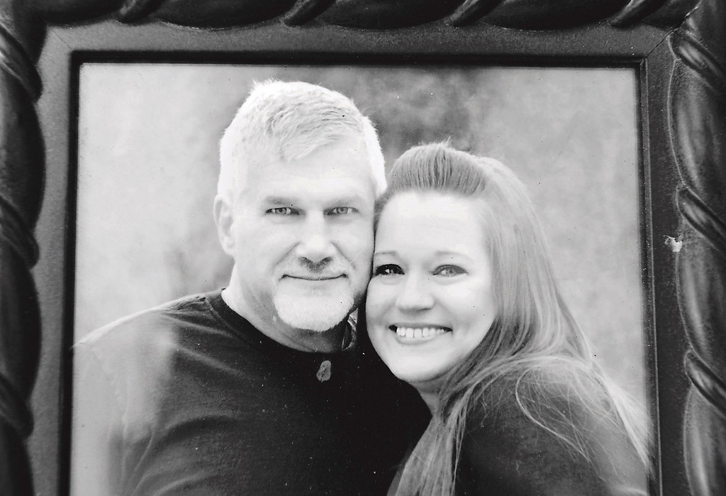 David Stankiewicz, 51, and his wife Lori Stankiewicz, 46, are pictured in this undated photograph on display in their McKean Township home on Feb. 9, 2013. Andy Colwell/Erie Times-News